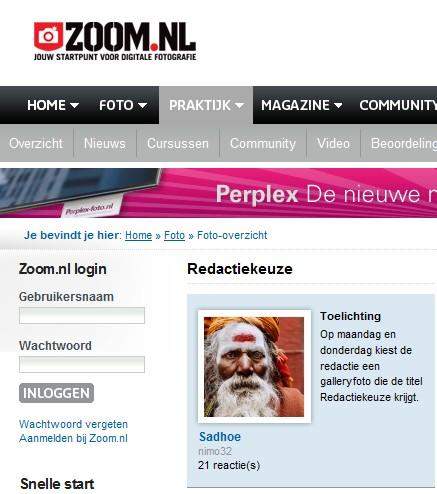 Redactiekeuze Zoom.nl Agra Fort