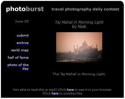 Photoburst - Picture of the day