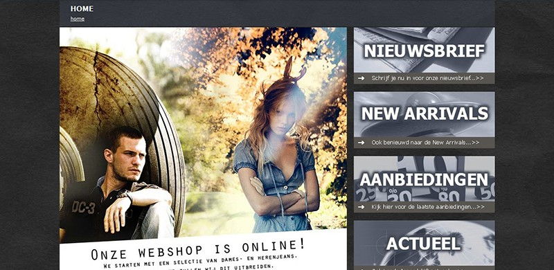 Leads Product Fotografie Webshop Home