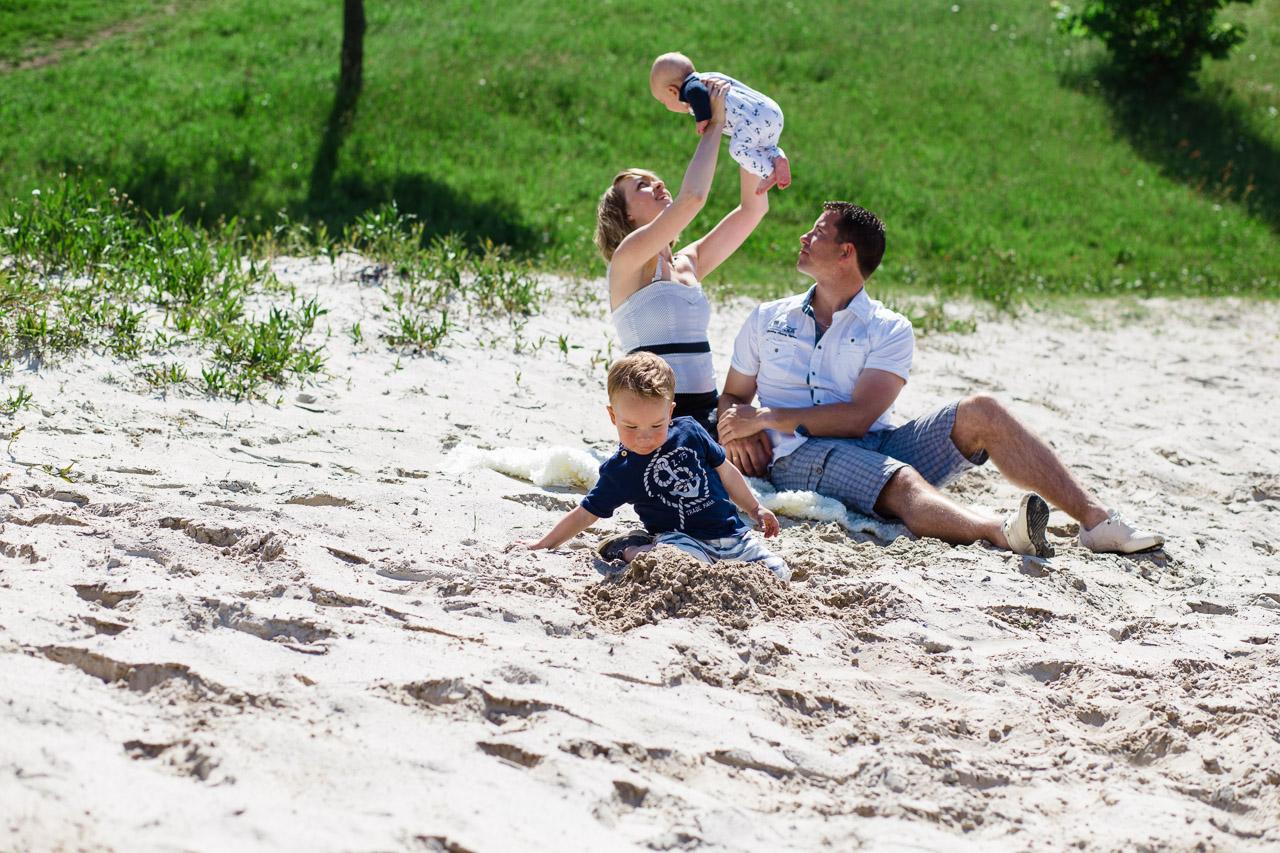 Familie portret Veendam Wildervank