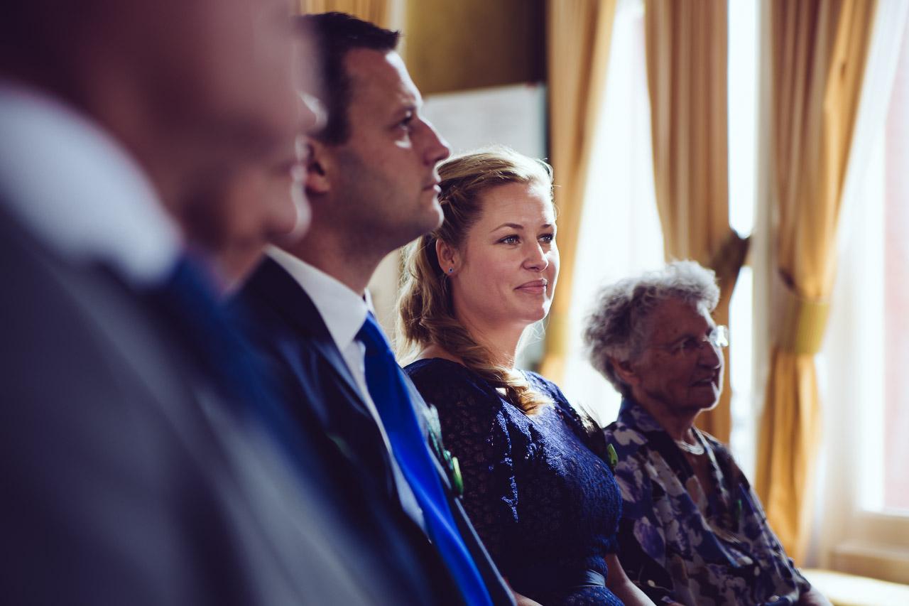 Mooie trouwreportage Groningen Stadsschouwburg
