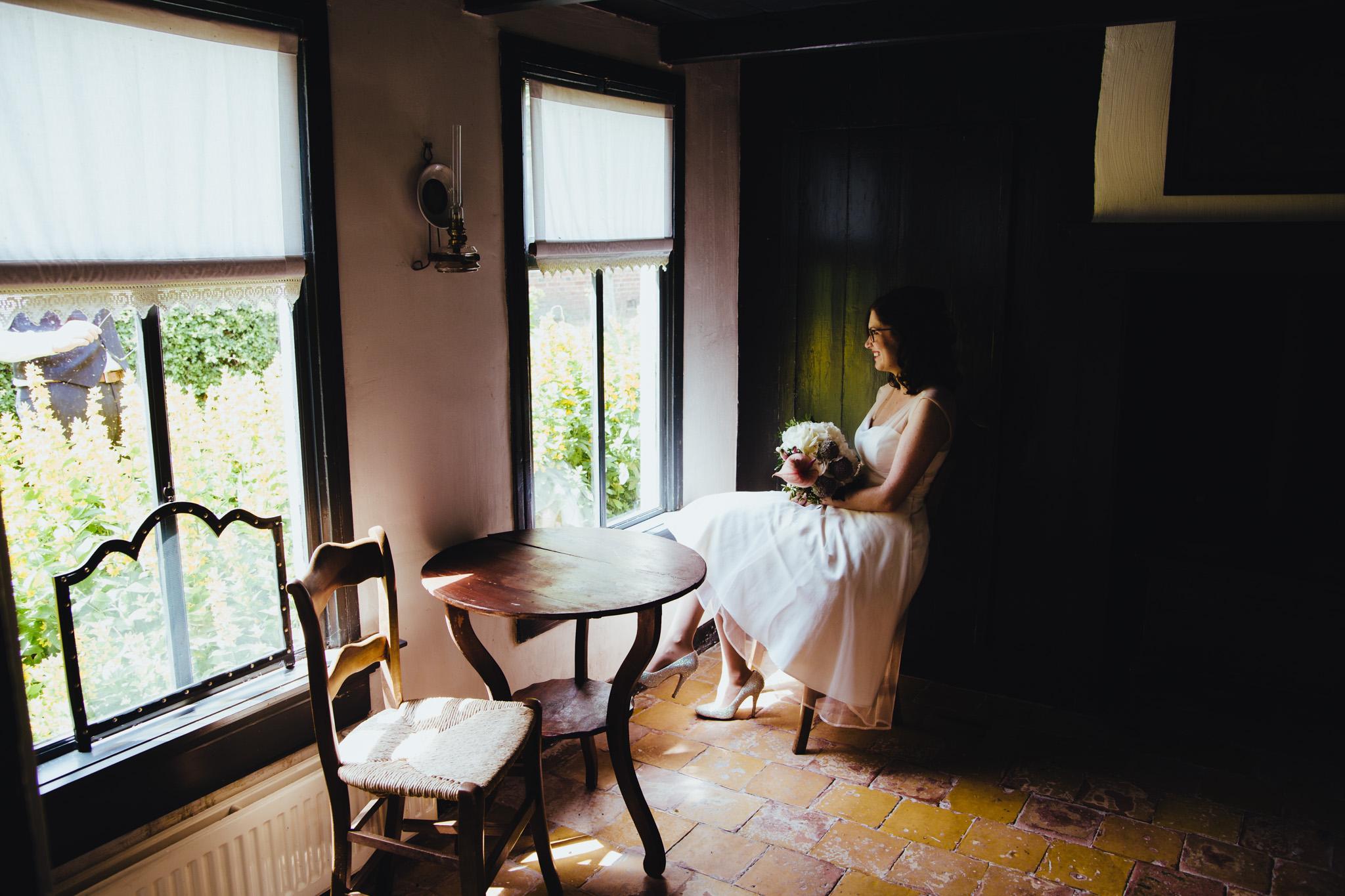 Originele trouwfotografie Veendam