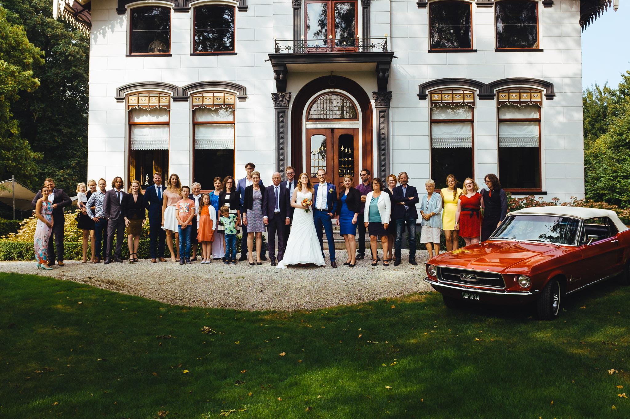 bruiloft boerderij Hermans Dijkstra
