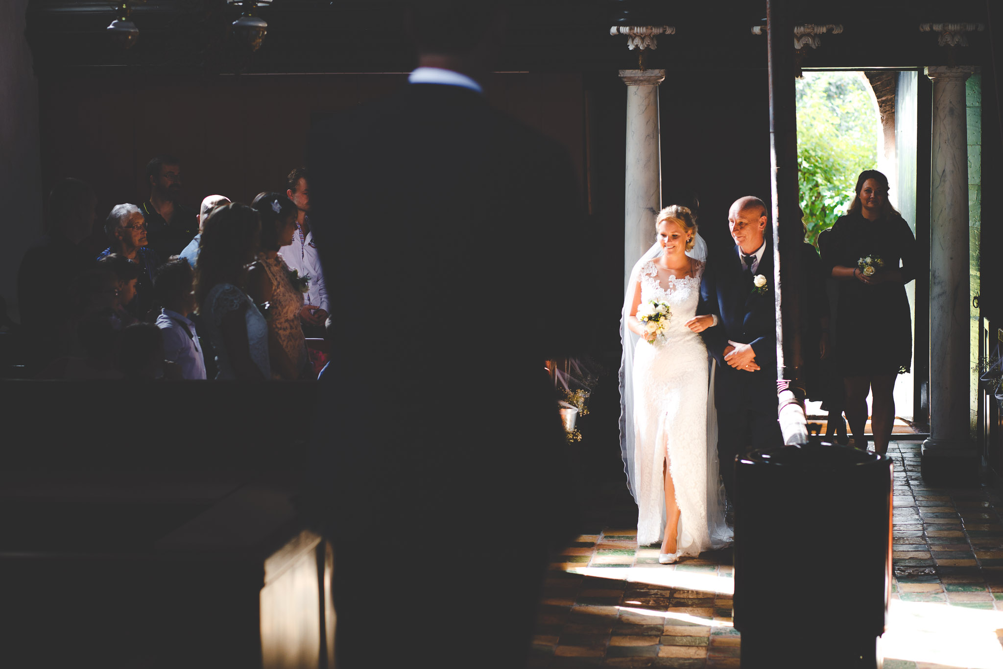 Trouwreportage bruiloft Groningen Daniëlle en Rob