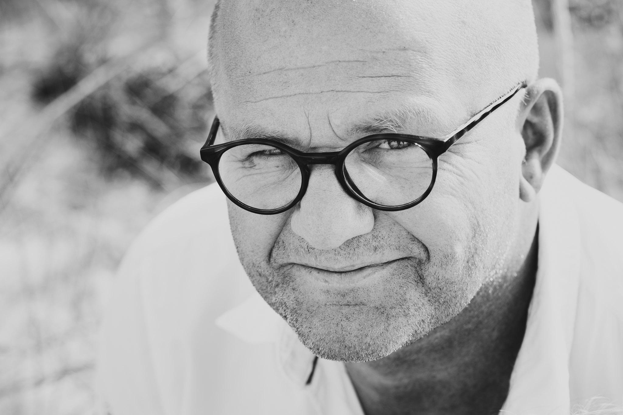 portret fotograaf veendam zwart-wit