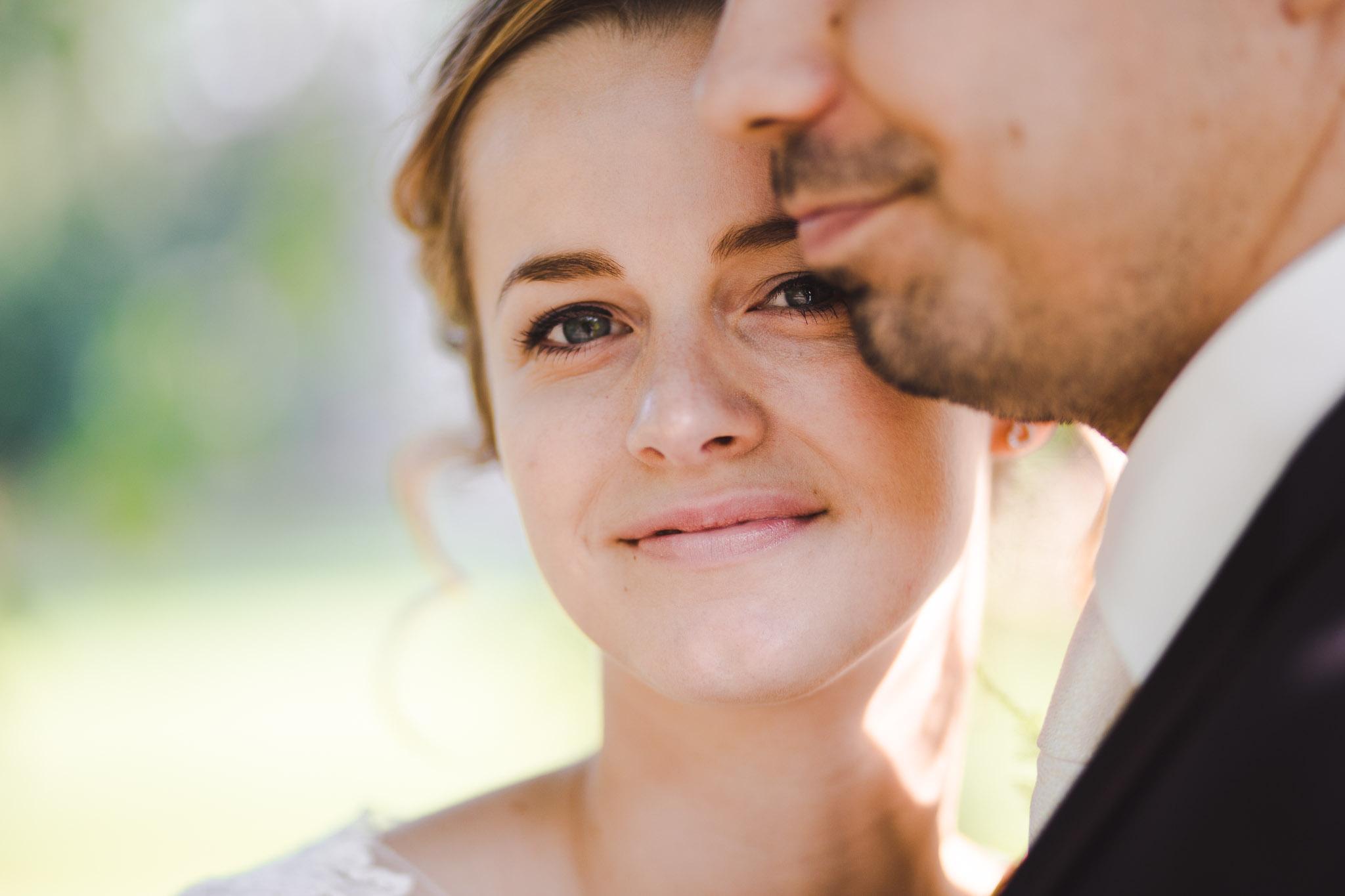 trouwfotograaf portret bruid