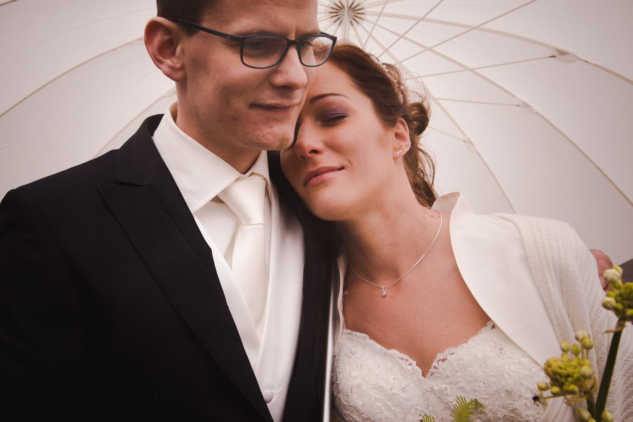 bruiloft veendam reportage anouk hilko samen portret