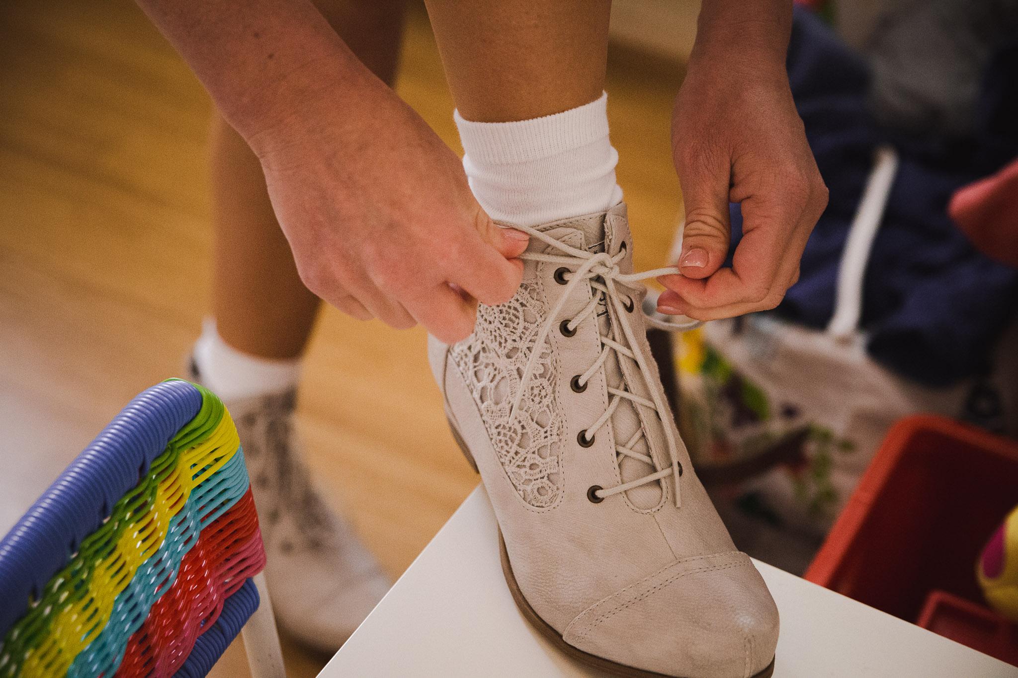 bruiloft veendam reportage anouk schoenen