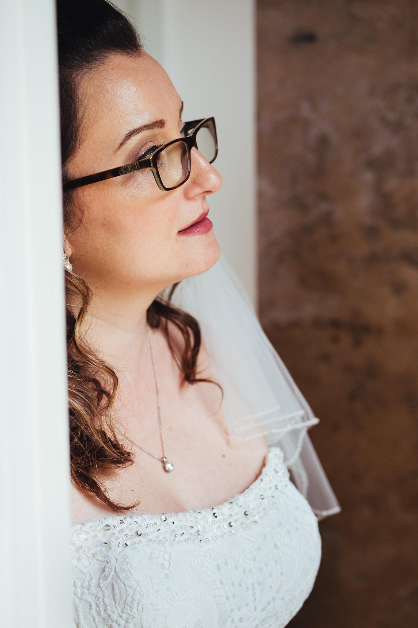 bruiloft op landgoed westerlee in groningen met dilek en tim portret bruid