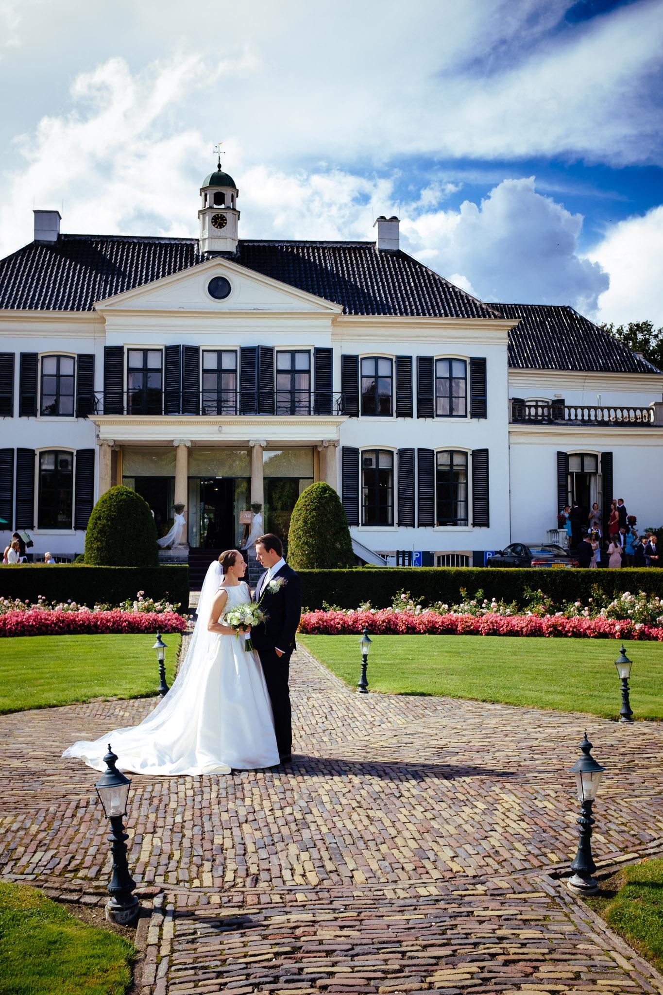 trouwreportage bruiloft charlotte lamar kasteel engelenburg